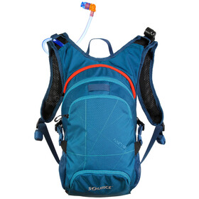 SOURCE Fuse Trinkrucksack 3+9l atlantic deep blue